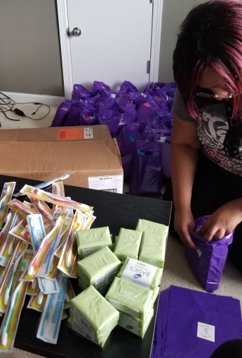 Deyja putting packages together